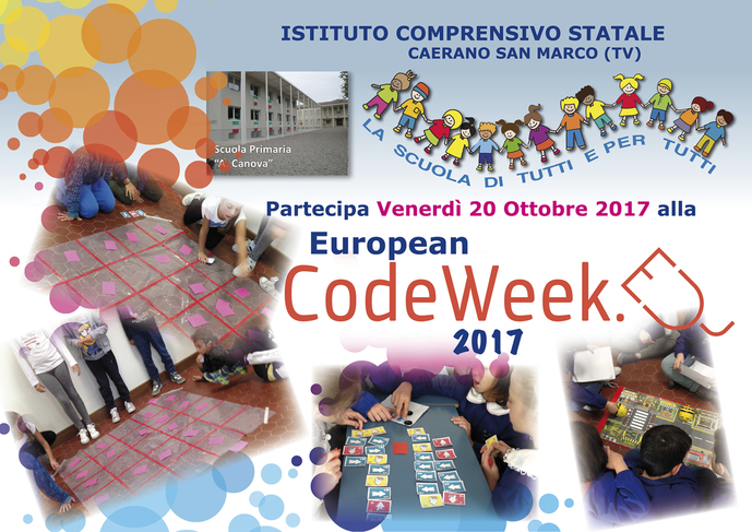 European CodeWeek 2017 IC Caerano resized